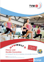 Fitness- und Aerobic-Convention